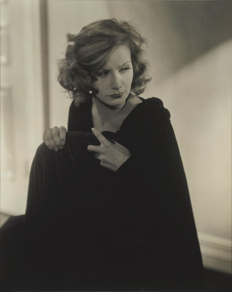 Edward Steichen: Greta Garbo, Hollywood, 1928, Vintage Gelatin Silver Print