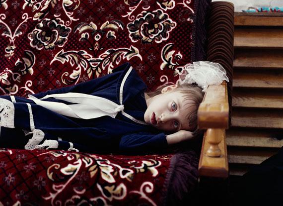 "Noga Shtainer: aus der Serie ""A Home for Special Children"", Nastia"