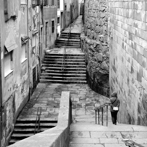 Mauro Casalboni: Escada da Vitoria - Porto