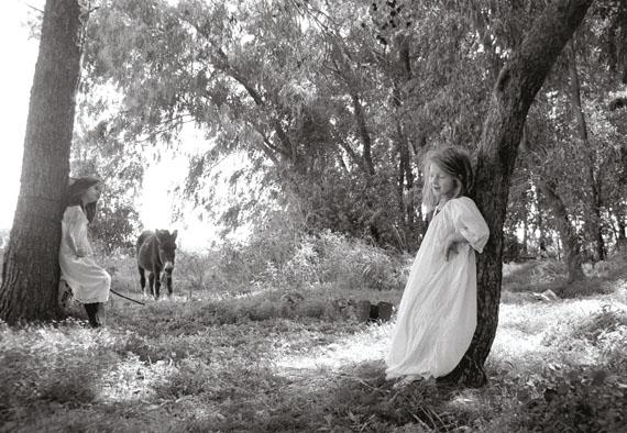 Noga ShtainerElla in the Woods, 1999InkJet Print58 x 87 cm