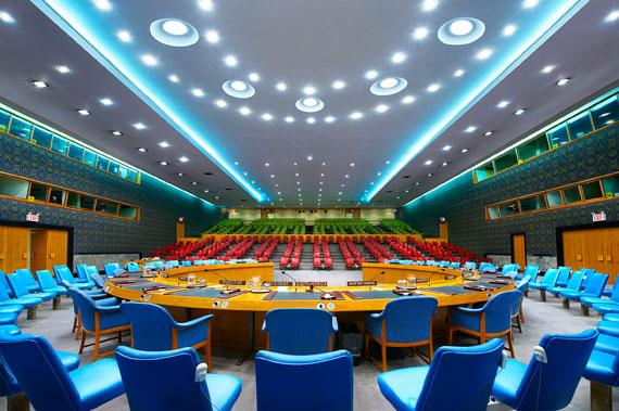 UN Sicherheitsrat NYC © Luca Zanier