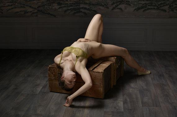 Reclining Nude No. 6, 2015  © ERWIN OLAF