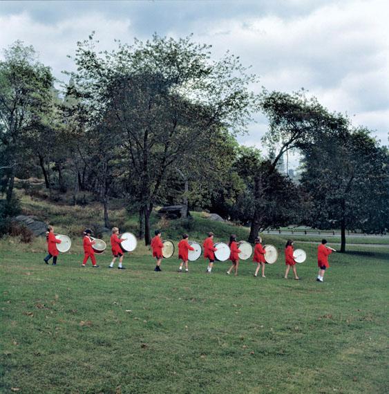 Central Park, New York, 1964