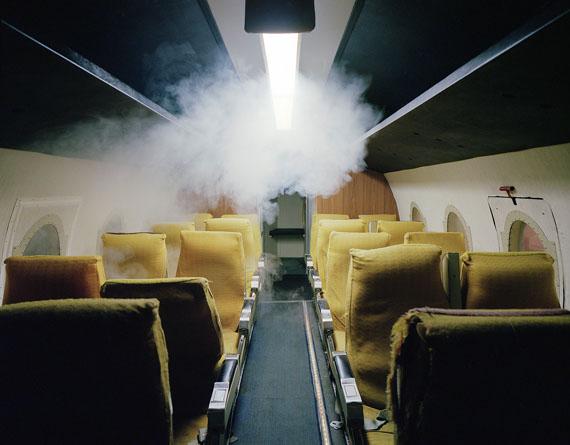 Marina Gadonneix: Smoke Plane