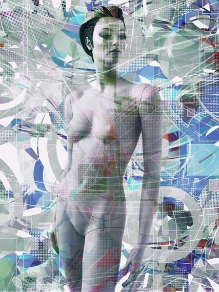 Junita, 2015 © Valérie Belin/Courtesy of Edwynn Houk Gallery, New York