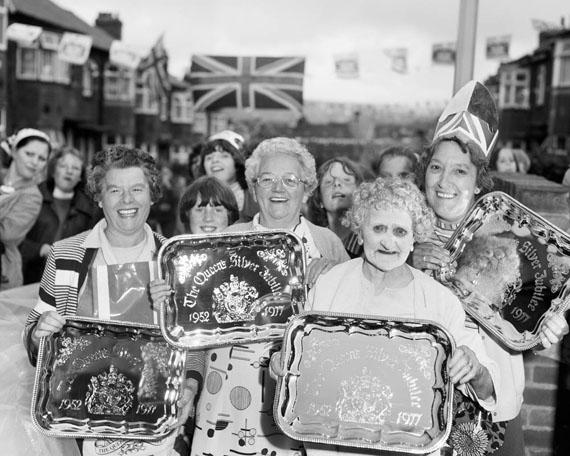 Chris Killip: Celebrating the Queen's Silver Jubilee, North, 1977