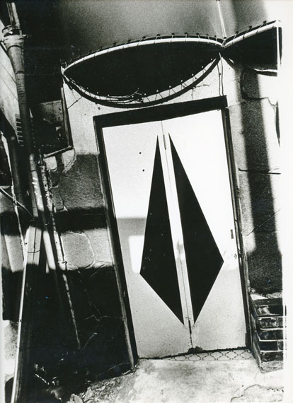 © Daido MoriyamaIkaho, 1979 Signed and dated in pencil on versoVintage silver gelatin print25.8 x 30.7 cm