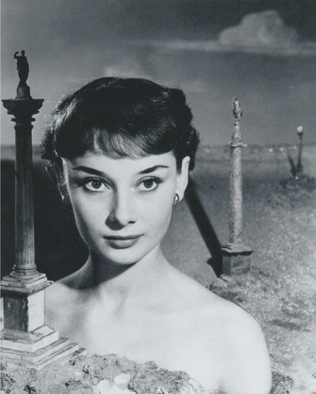 Lot 67 Angus McBean, Audrey Hepburn, 1951  (£1,000 - 1,500)