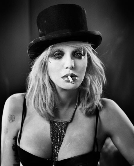 Vincent Peters: Courtney, New York 3, 2013 © Vincent Peters