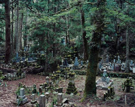 Axel Hütte: Koyasan-2, Japan, 2015