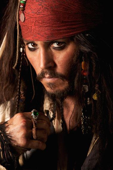 Johnny Depp © Greg Gorman