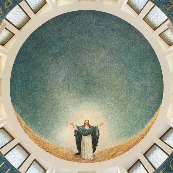 Jakob Straub: Roma Rotunda, 2010Tempio della Bianca Regina dei Gigli
