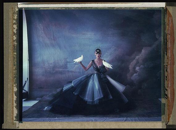 Cathleen Naundorf, L'arche de Noé VIII, Dior - Philip Treacy, Haute Couture Summer 2012, 2012 © Cathleen Naundorf, Courtesy Edwynn Houk Gallery