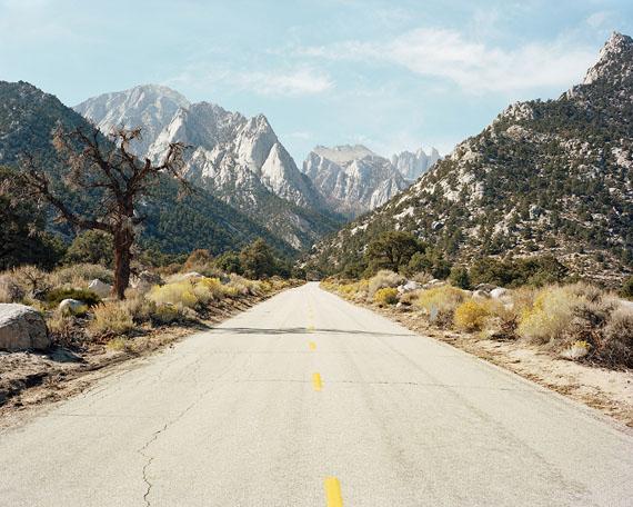 Marie-Jose Jongerius - Sierra Nevada (CA) 2007 - courtesy The Ravestijn Gallery