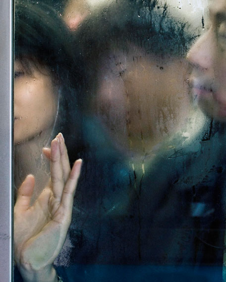 Michael Wolf: tokyo compression # 22, 2010-2012, Archival Pigment Print, 50 x 40 cm © Michael Wolf