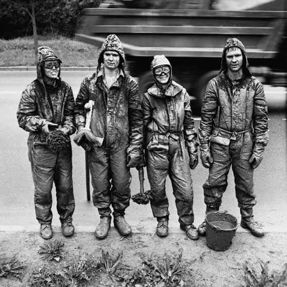 I. Stomakhin: MAI student construction brigades, 1980s