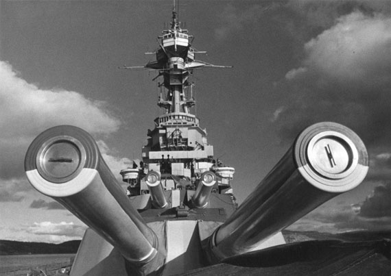 Robert Diament. Main armament, 1944