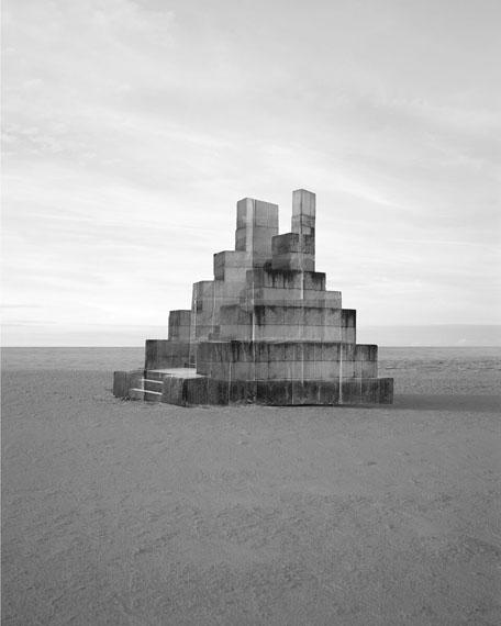 Noémie Goudal: Observatoire VI, 2014 © Noémie Goudal Courtesy Galerie Edel Assanti / Les Filles du Calvaire