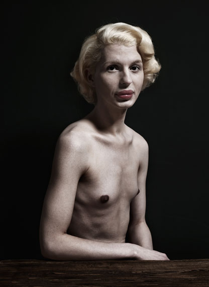 "Phillip Toledano: ""Angel"", aus der Serie ""A New Kind Of Beauty"", 2008-2010 © Phillip Toledano"