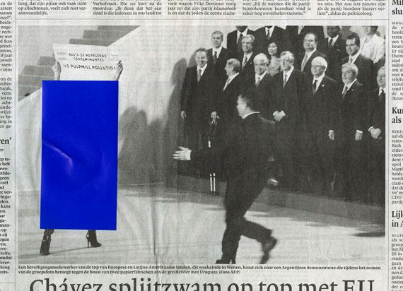 © Jan Dirk van der Burg: Censorship Daily, 2012