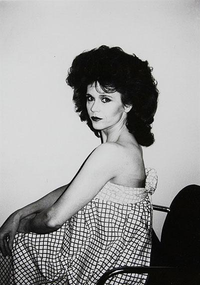 Andy WarholJane Fonda, circa 1980Gelatin silver printEdition of 2110 х 8 in.Est. 5,000–7,000 USD