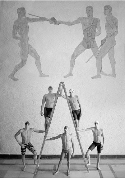 Benyamin Reich: Ohne Titel, 2015, 160 x 230 m, Inkjet Print