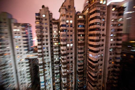 Wolfgang Müller: City of Dreams, Chongqing 2011