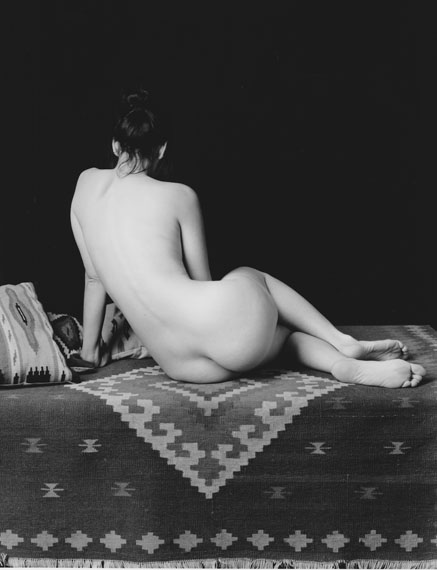 © Rutger ten Broeke, Agnese in an Ingres pose, Baarlo 2009
