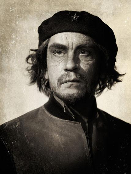 Alberto Korda, Che Guevara (1960), 2014  © Sandro Miller