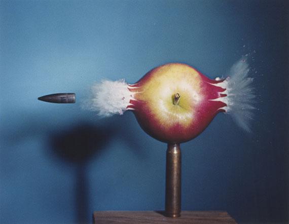 Lot 4191 Harold Edgerton. Ten Dye Transfer Photographs. 1985