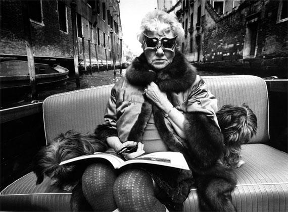 © stefan moses, 'Peggy Guggenheim', Venedig 1973 / Courtesy Johanna Breede PHOTOKUNST