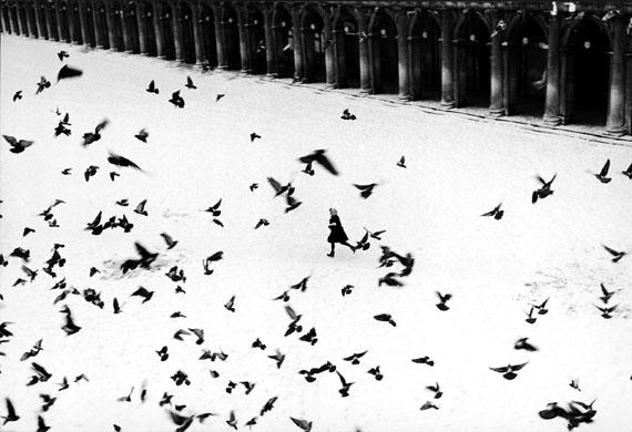 Gianni Berengo Gardin: Venezia 1960, Courtesy Fondazione FORMA per la fotografia Milano