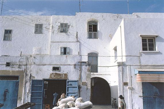 "Lot 4181 Harry Callahan. ""Morocco"". 1981. Dye Transfer print"