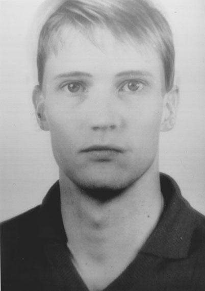 Thomas Ruffandere Portraits Nr. 109/55, 1994