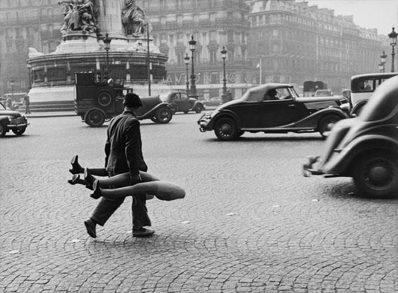 Romain Urhausen, Lust murderer, Paris, 1951 © Romain Urhausen