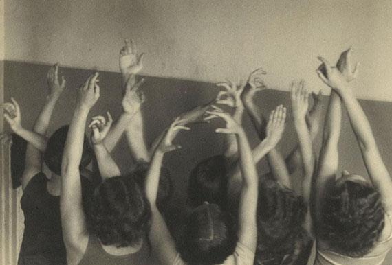 Ilse BingLaban Dance School, Frankfurt, 1929