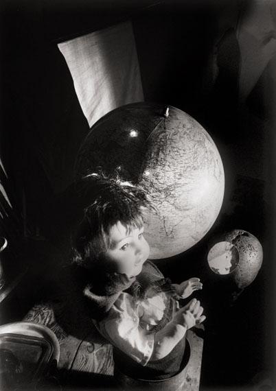 Xanti Schawinsky: Magdeburg, Puppen der Firma Hugo Nehab, 1930