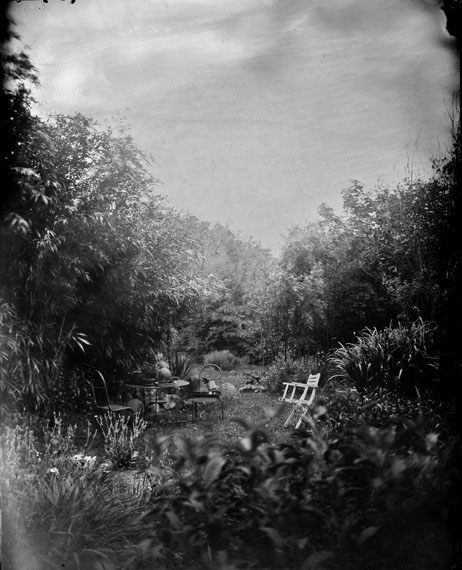 © Isa Marcelli: 'Jardin' 2014 / Courtesy Johanna Breede PHOTOKUNST
