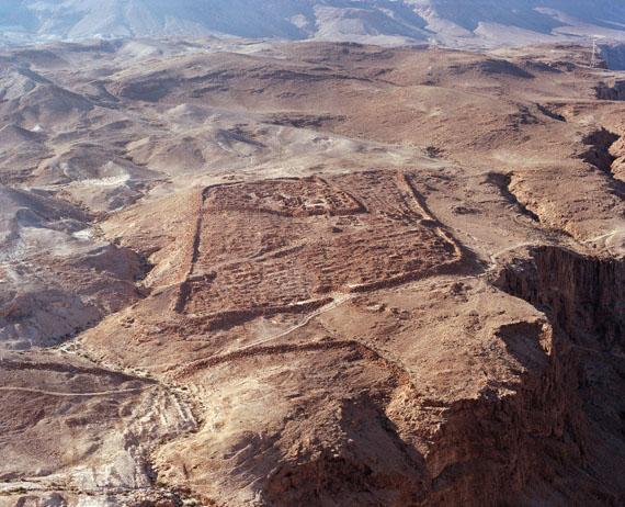 "Regine Petersen: Masada, aus der Serie ""The Gospel of Mark"", 2016 © Regine Petersen"