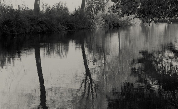 Tomio Seike Waterscape #18 Gelatin silver print4 1/3 x 6 7/8 in.Edition of 30