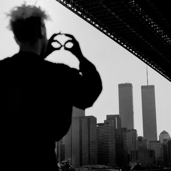 Martin Gore, New York, 1990 © Anton Corbijn