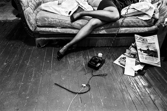 Ken Schles, Drowned In Sorrow, 1984. © Ken Schles
