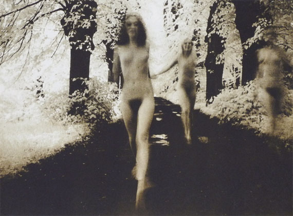 NUDES AND NATURE