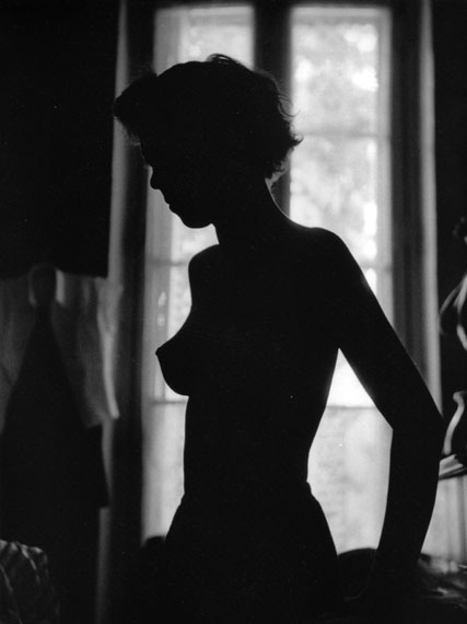 "René Groebli: from ""The Eye of Love"", 1952, #526, 22 x 28,5 cm, Vintage, courtesy in focus Galerie, Köln"