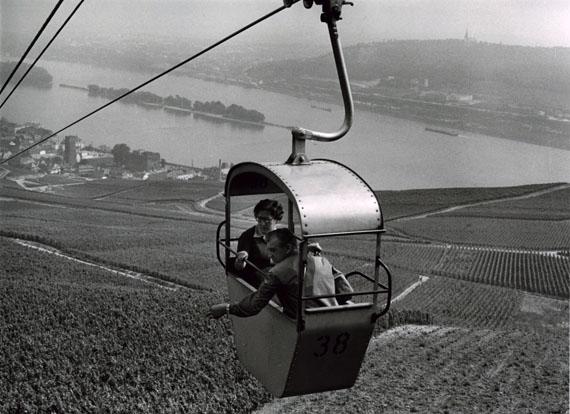 Barbara Klemm: Rhein bei Rüdesheim, 1974 © Barbara Klemm, 2016