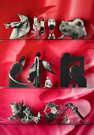 Studio © Matt Lipps Courtesy the artist, Marc Selwyn Fine Art, Jessica Silverman Gallery, and Josh Lilley Gallery