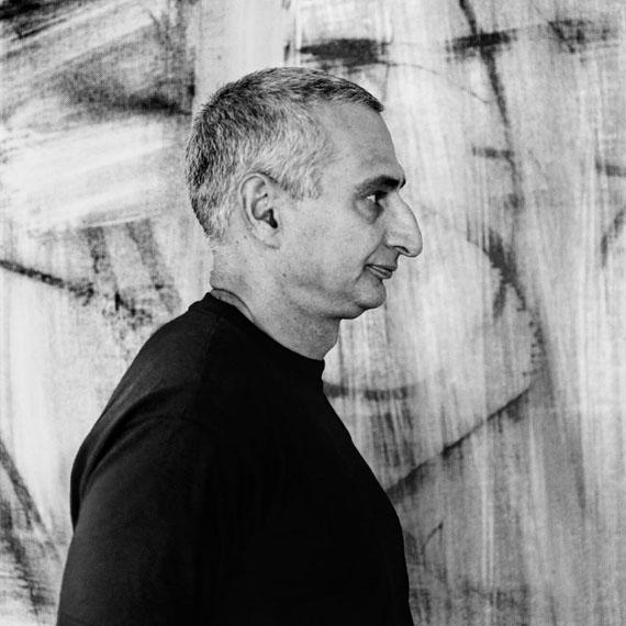 Christopher Wool, New York, from the series Inwards & Onwards 2013 © Anton Corbijn, Courtesy Galerie Anita Beckers