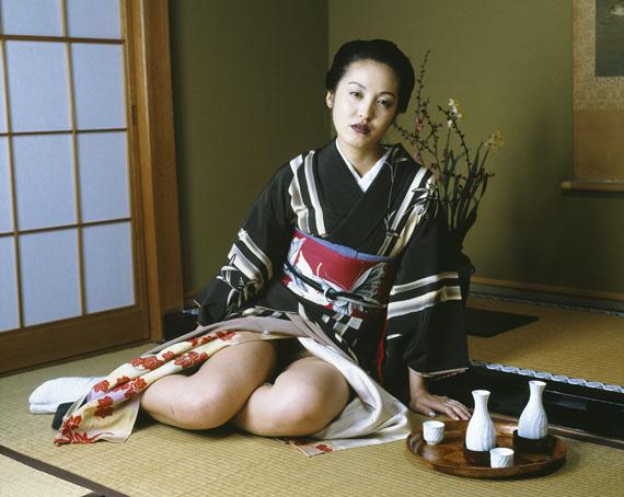 Suicide in Tokyo, 1994 © Nobuyoshi Araki, Courtesy of Hamiltons Gallery