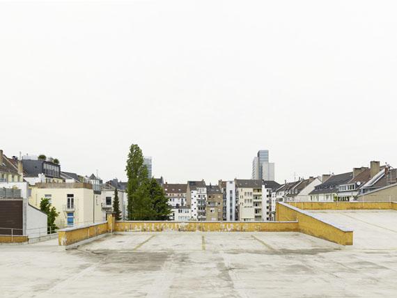 """Constantin Meyer: aus der Serie: """"Parklandschaften"""""""
