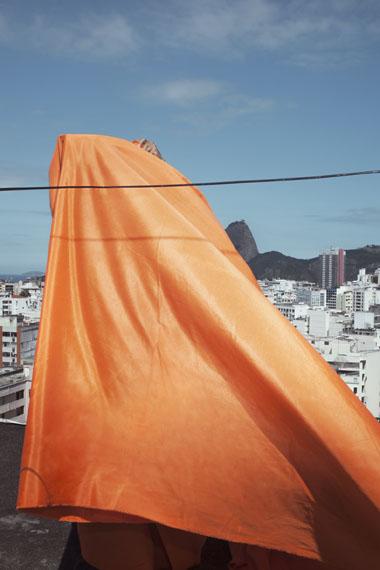 "Stefanie Moshammer: Favela Ghost or Pão De Açúcaraus der Serie ""Land of Black Milk"", 2016 © Stefanie Moshammer"